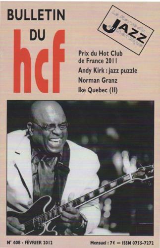 Hot Club De France Jazz Mag.