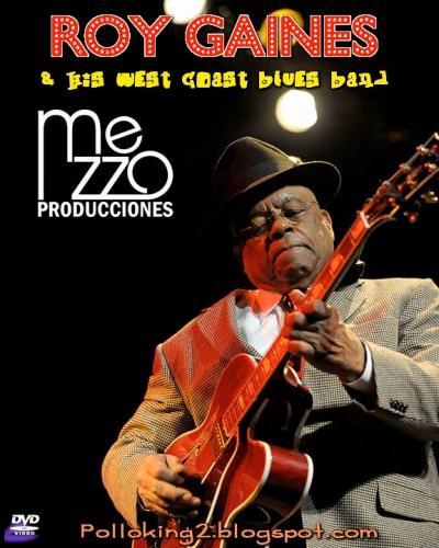 ROY++His+West+Coast+Blues+Band